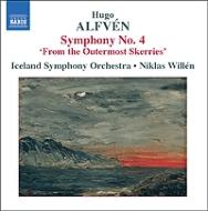 交響曲第4番『海辺の岩礁にて』、祝祭序曲 ヴィレン&アイスランド響