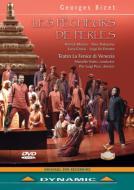 ビゼー(1838-1875)/Les Pecheurs De Perles: Pizzi M.viotti / Teatro Fenice Massis 中島康晴