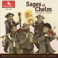 Sages Of Chelm: Rachleff / Houston Sinfonia Ellison(Cb)