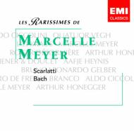 Invention & Sinfonia / Keyboard Sonatas: Marcelle Meyer(P)