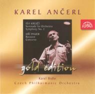 管弦楽のためのセレナーデ、交響曲第2番 パウエル:ファゴット協奏曲 アンチェル&チェコ・フィル、ビドロ(fg)