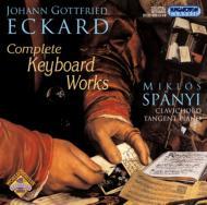 Comp.keyboard Works: Spanyi(Clavichord, Tangent P)