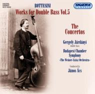 Music For Contrabass Vol.5: Jardanyi(Cb)Acs / Budapest Chamber So