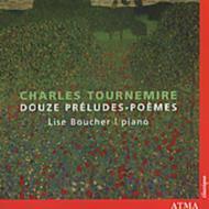 Douze Preludes-poemes: Boucher(P)
