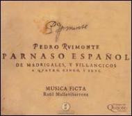 Parnaso Espanol: Mallavibarrena / Musica Ficta