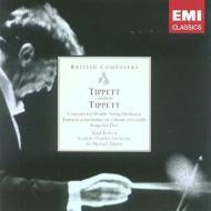 Concerto For Double Strings Fantasia Concertante: Tippett / Scottich Co