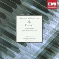 Piano Concerto, Piano Sonata.1, 2: Ogdon(P)C.davis / Po