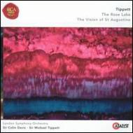 The Rose Lake: C.davis / Lso, Thevision Of St.augstine: Tippett / Lso