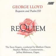 Requiem, Psalm.130: Owens / Exon Singers, Wallace(C-t), Makinson(Org)