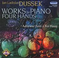 Works For Piano Four Hands: Soos, Haag(P)