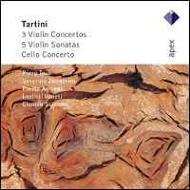 Violin Concertos: Toso, Amoyal(Vn)scimone / I Solisti Veneti+violin Sonata