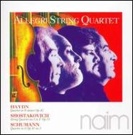 String Quartet.3 / .3: Allegri.q+haydn: Quartet.43