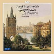 交響曲集、序曲集 ガイグ&オルフェオ・バロック・オーケストラ