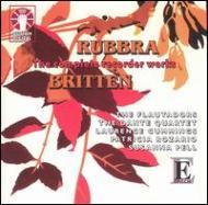 Recorder Works: Flautadors, Dante.q +britten