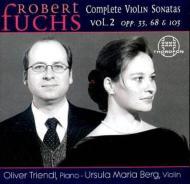 Complete Violin Sonatas Vol.2: U.m.berg(Vn)triendl(P)