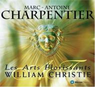 シャルパンティエ(1643-1704)/Works: Christie / Les Arts Florissants