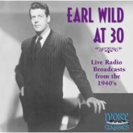 <30代のアール・ワイルド〜1940年代のラジオ放送(ライヴ)> アール・ワイルド