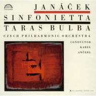 Sinfonietta, Taras Bulba: Ancerl / Czech.po