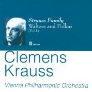 Waltzes, Etc Vol.1: Krauss / Vpo (Decca)