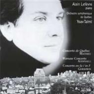 ケベック変奏曲/ワルソー・コンチェルト/ヘ調のピアノ協奏曲 アラン・ルフェヴル/ケベック交響楽団/ヨアフ・タルミ