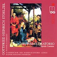 Weihnachts-oratorium Vol.1 Homburg / Handel's Company Etc