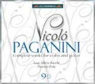 ヴァイオリンとギターのための作品全集 ビアンキ、プレーダ(9CD)