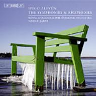 Comp.symphonies: Jarvi / Royal Stockholm Po +orch.works