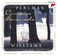 Cinema Serenade: Perlman(Vn), Williams / Pittsburgh.so