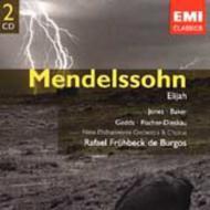 メンデルスゾーン(1809-1847)/Elias: Fruhbeck De Burgos / Npo G.jones J.baker Gedda F-dieskau Woolf Etc