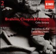 Cello Sonata.1, 2 / .: Du Pre(Vc), Barenboim(P)+franck: Sonata
