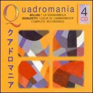 La Sonnambula: Capuana, Siepi, Etc / Lucia Di Lammermoor: Tansini, Pagliughi