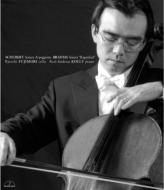 Arpeggione Sonata / (Cello)violin Sonata.1: 藤森亮一(Vc), Kolly(P)