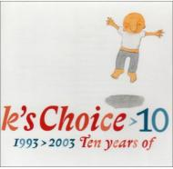 10 -1993-2003 Ten Years Of