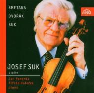 Violin Sonatina / From My Homeland, Etc: Suk(Vn)+suk