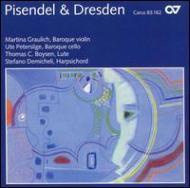 Violin Sonatas: Graulich(Vn), Demicheli(Cemb), Boysen(Lute), Petersilge(Vc