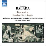 ゲルニカ/サラサーテをたたえて/カザルスをたたえて/他 マス・コンデ/バルセロナ交響楽団/カタロニア国立管弦楽団
