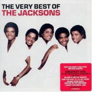 Very Best -First Time Ever Combined Greatest Hits Album From Jackons