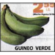 ギネオベルデ (青いバナナ)