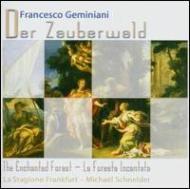 合奏協奏曲集op.7-6,7-4,魔法の森 シュナイダー(指揮)、ラ・スタジオーネ・フランクフルト