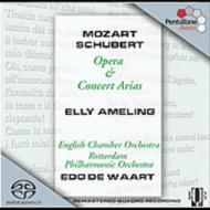 Opera Arias: Ameling(S), De Waart / Rotterdam.po, Eco