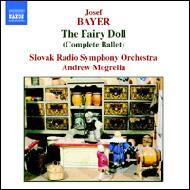 バレエ音楽「人形の精」/「太陽と地球」 モグレリア/スロヴァキア放送交響楽団