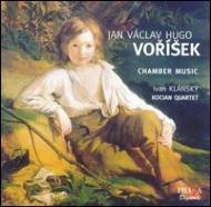 Chamber Works: Kocian.q, Klansky(P)