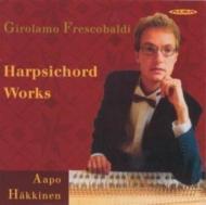 Harpsichord Works: Hakkinen(Cemb)
