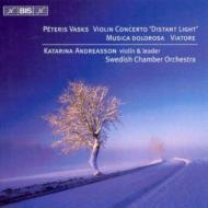 Violin Concerto, Musica Dolorosa, Etc: Andreasson(Vn)/ Swedish.co