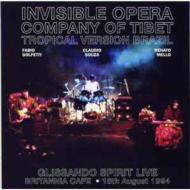 Glissando Spirit Live 1994 Tibel