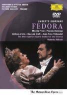 歌劇『フェドーラ』全曲 ドミンゴ、フレーニ、R.アバド&メトロポリタン歌劇場(DVD)