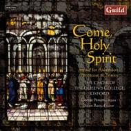 Music For Ascension, Pentecost & Trinity: The Queen's College Oxford.cho