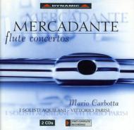 Flute Concertos, Etc: Carbotta(Fl), Parisi / I Solisti Aquilani