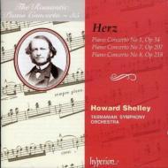 エルツ:ピアノ協奏曲第1番、7番、8番/シェリー(ピアノと指揮)、タスマニア交響楽団(Romantic Piano Vol35)