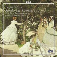交響曲第2番/序曲第1番/同第2番 ゴリツキ/北ドイツ放送ハノーヴァー・フィル管